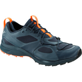 Arc'teryx M's Norvan VT GTX Shoes blue nights/signal
